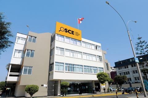OSCE realiza Programa de Acompañamiento y Seguimiento para entidades públicas en contrataciones públicas