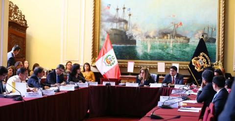 Foto Congreso